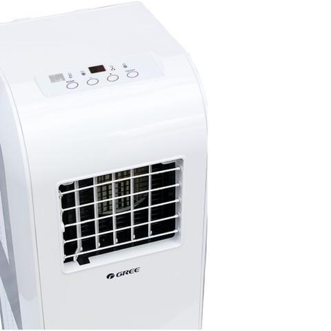 Imagem de Ar Condicionado Portátil 12000 BTUs Gree Frio Branco 110V