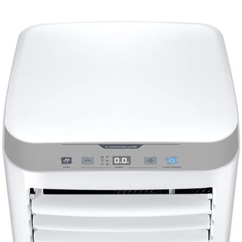 Imagem de Ar-Condicionado Portátil Springer Midea 12.000 BTUs Só Frio 127V