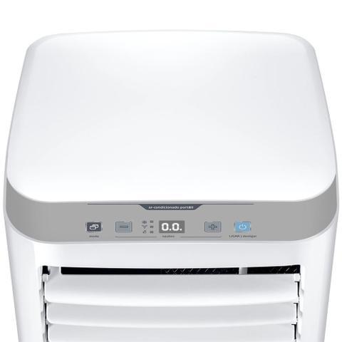 Imagem de Ar-Condicionado Portátil Springer Midea 12.000 BTUs Só Frio 220V