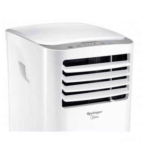 Imagem de Ar Condicionado Portátil Springer Midea com 12.000 BTUs, Frio, Branco - MPH-12CRV