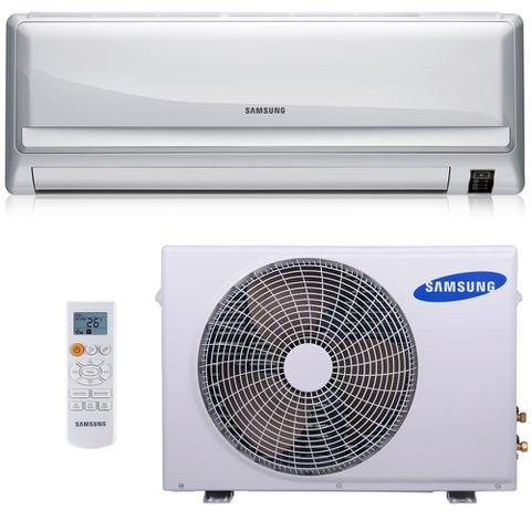 Imagem de Ar Condicionado Samsung Split Hi Wall Max Plus 12000 BTUs Quente e Frio 220V - AR12