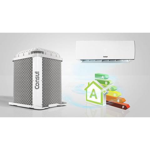 Imagem de Ar condicionado split  9000 btus Consul  frio maxi refrigeração e maxi economia