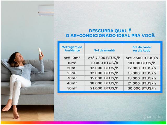Imagem de Ar-condicionado Split Agratto 9.000 BTUs