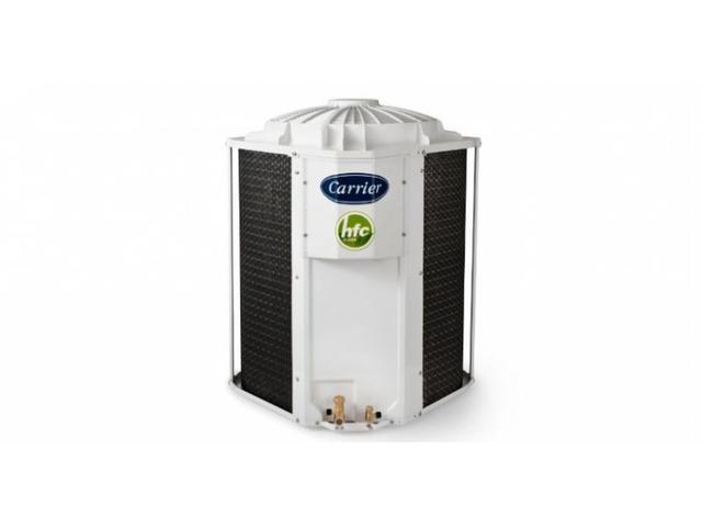 Imagem de Ar Condicionado Split Cassete Carrier 24000 BTUs Quente Frio 220V  40KWQD24C5