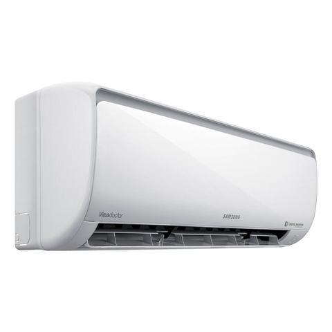 Imagem de Ar Condicionado Split Digital Inverter 9000 BTUs Quente e Frio Samsung AR09MSSPBGMNAZ 220V