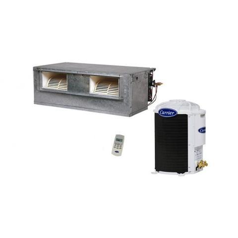 Imagem de Ar Condicionado Split Duto Carrier Versatile 24000 BTUs Frio 220V  42BQA024510