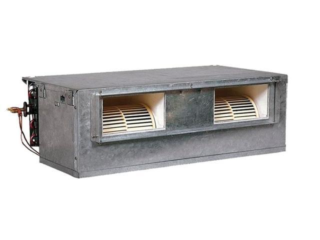 Imagem de Ar Condicionado Split Duto Carrier Versatile 48000 BTUs Frio 380V Trifasico  42BQA048510