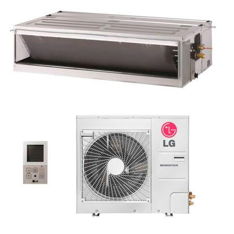 Imagem de Ar Condicionado Split Duto LG Inverter 35.000 BTUs Frio 220V Monofásico