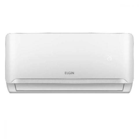 Imagem de Ar Condicionado Split Elgin Hi Wall Eco Plus 9000 BTUs Quente Frio HEQI09B2FB  220V
