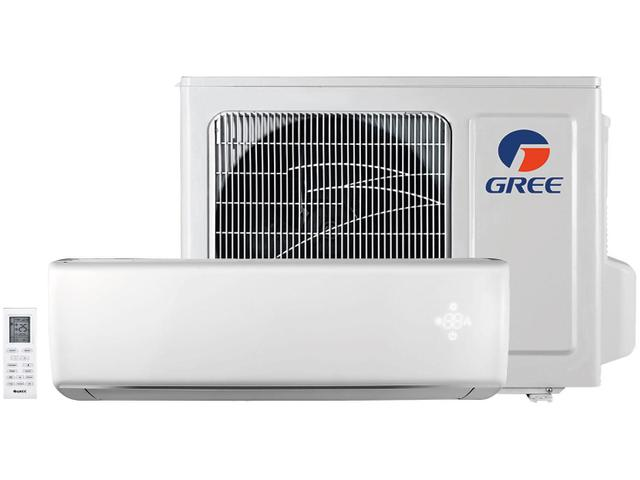 Imagem de Ar-condicionado Split Gree 12.000 BTUs Quente/Frio