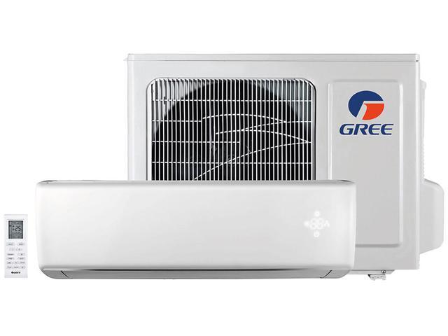 Imagem de Ar-condicionado Split Gree 24.000 BTUs Quente/Frio