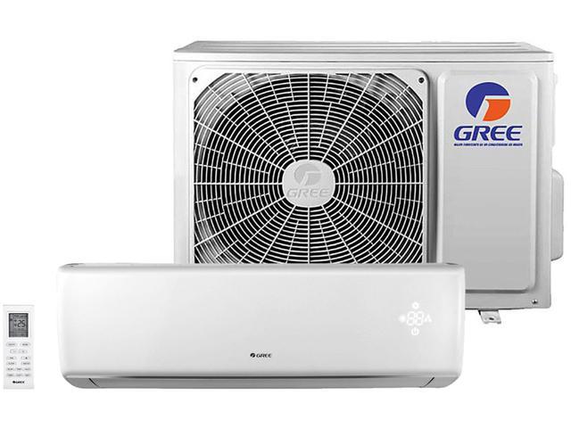 Imagem de Ar-condicionado Split Gree 9.000 BTUs Quente/Frio