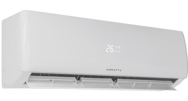 Imagem de Ar Condicionado Split Hi Wall Agratto Fit 18000 BTUs Quente Frio 220V