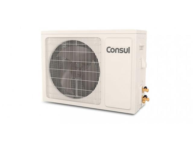 Imagem de Ar Condicionado Split Hi Wall Consul 12000 BTUs Quente Frio 220V  CBP12CBBNA
