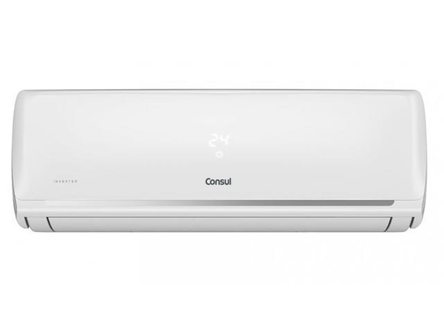 Imagem de Ar Condicionado Split Hi Wall Consul Inverter 18000 BTUs Frio 220V  CBF18DB