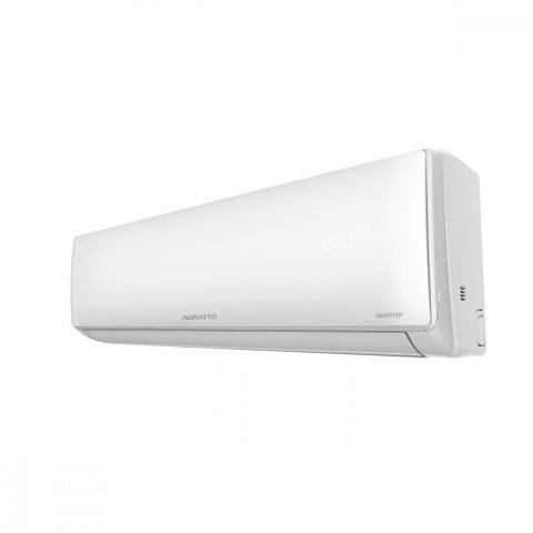 Imagem de Ar Condicionado Split Hi Wall Inverter Agratto Eco 9000 BTUs Quente Frio EICST9QFR402  220V