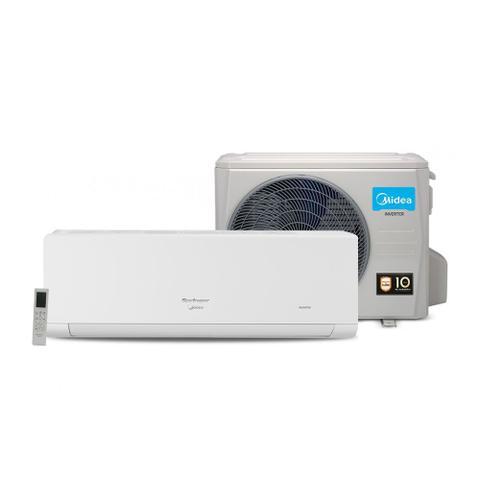 Imagem de Ar Condicionado Split Hi Wall Inverter Springer Midea Xtreme 12.000 BTU/h Monofásico Frio 42AGCA12M5  220 Volts
