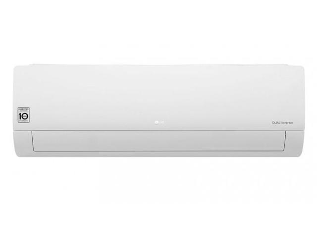 Imagem de Ar Condicionado Split Hi Wall LG DUAL Inverter 12000 BTUs Frio 220V  S4Q12JA3WC