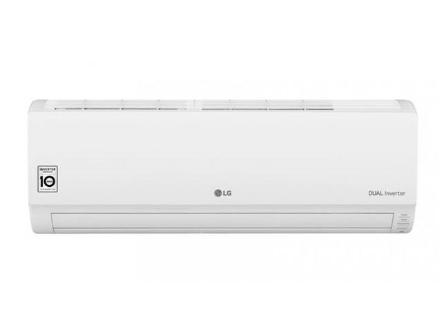 Imagem de Ar Condicionado Split Hi Wall LG DUAL Inverter 9000 BTUs Frio 220V  S4Q09WA5WB
