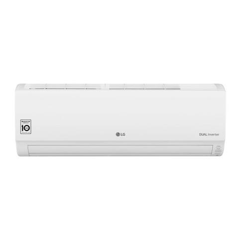 Imagem de Ar Condicionado Split Hi Wall LG DUAL Inverter 9000 BTUs Quente Frio 220V  S4W09WA5WA
