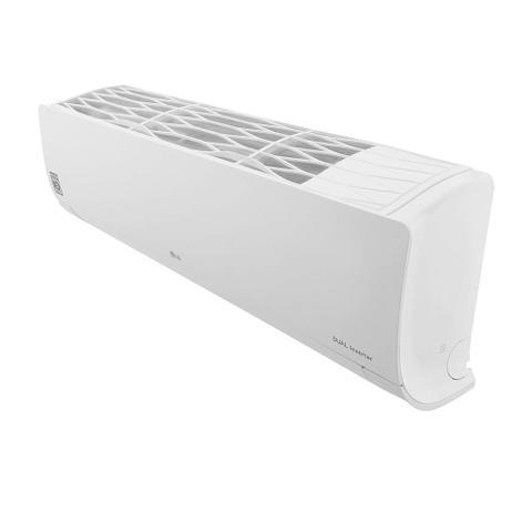 Imagem de Ar Condicionado Split Hi Wall LG DUAL Inverter Compact 18000 BTUs Frio S4NQ18KL3AA  220V