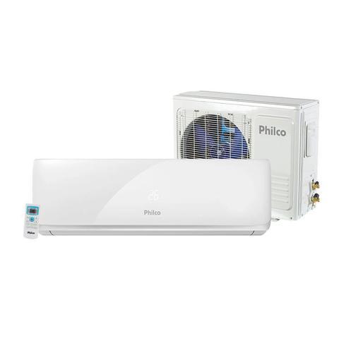 Imagem de Ar Condicionado Split Hi Wall Philco 30.000 BTU/h Quente e Frio Monofásico PAC30000QFM9  220 Volts