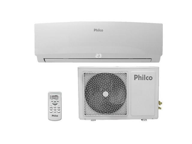 Imagem de Ar Condicionado Split Hi Wall Philco FM6 22000 Btus Frio 220V  PAC24000FM6