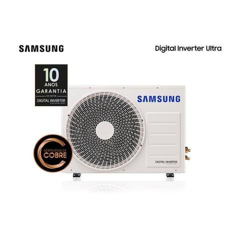 Imagem de Ar Condicionado Split Hi Wall Samsung Digital Inverter Ultra 12.000 BTU/h Frio AR12TVHZDWKNAZ  220 Volts