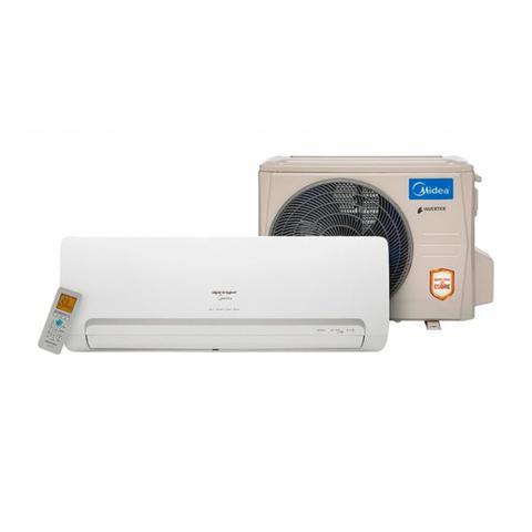 Imagem de Ar Condicionado Split Hi Wall Springer Midea Inverter Wi-Fi Frio 12000 BTUs 220V - 42MBCA12M5