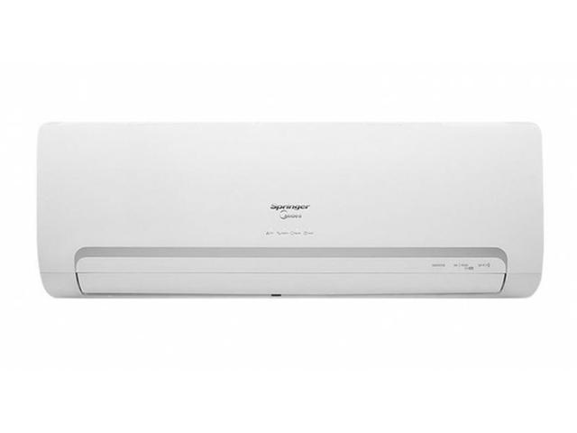 Imagem de Ar Condicionado Split Hi Wall Springer Midea Wi-Fi Inverter 9000 BTUs Frio 220V - 38MBCA09M5