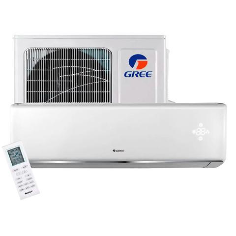Imagem de Ar Condicionado Split High Wall Gree Eco Garden 9.000 BTUs Frio 220v