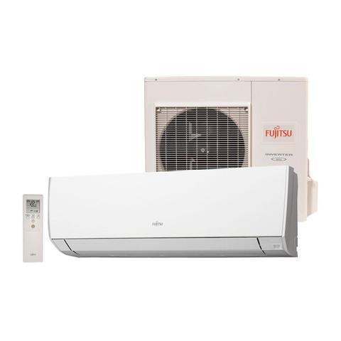 Imagem de Ar Condicionado Split High Wall Inverter Fujitsu 12000 Btus Frio 220v 1F ASBG12JMCA F