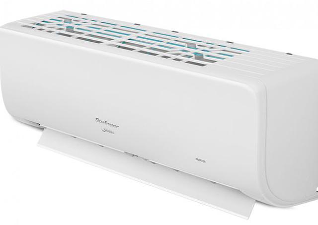 Imagem de Ar Condicionado Split High Wall Inverter Springer Midea Xtreme Save Quente e Frio 9000 BTUs 220V R410 42AGQA09M5