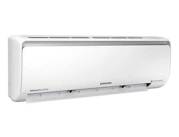 Imagem de Ar Condicionado Split HW 9000 Btus Inverter Quente e Frio 220V AR09KSSPBGMXAZ - Samsung