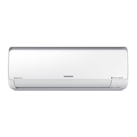 Imagem de Ar Condicionado Split Hw Digital Inverter Samsung 12000 Btus Quente/Frio 220V Monofásico AR12MSSPBGMNAZ