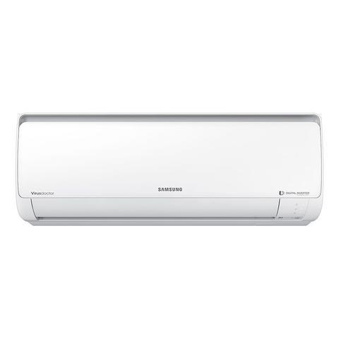 Imagem de Ar Condicionado Split Hw Digital Inverter Samsung 9000 Btus Quente/Frio 220V Monofásico AR09MSSPBGMNAZ