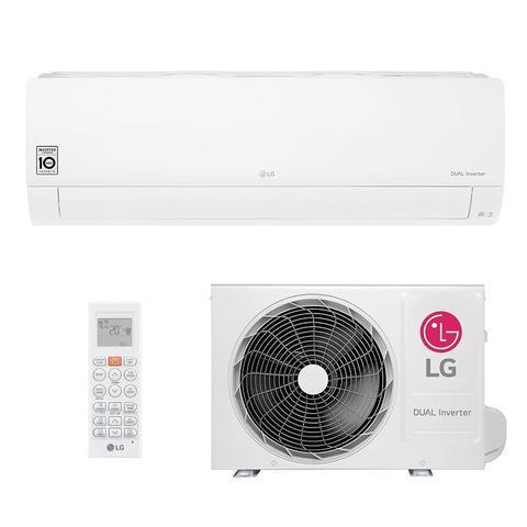 Imagem de Ar Condicionado Split Hw Dual Inverter Voice Lg 18000 Btus Frio 220V Monofasico S4NQ18KL31A.EB2GAMZ