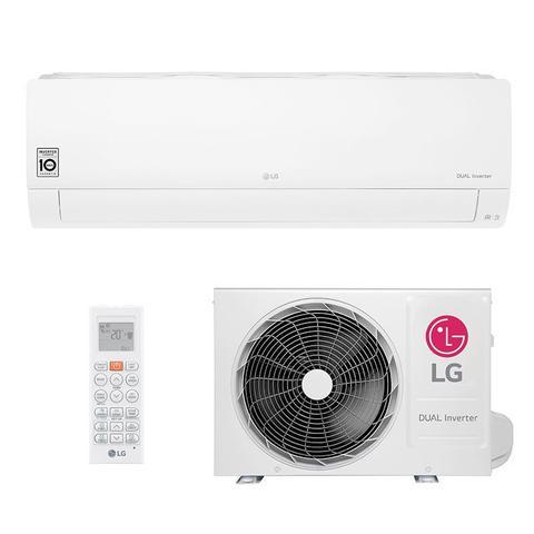 Imagem de Ar Condicionado Split Hw Dual Inverter Voice Lg 18000 Btus Quente/frio 220V Monofasico S4NW18KL31A.EB2GAMZ