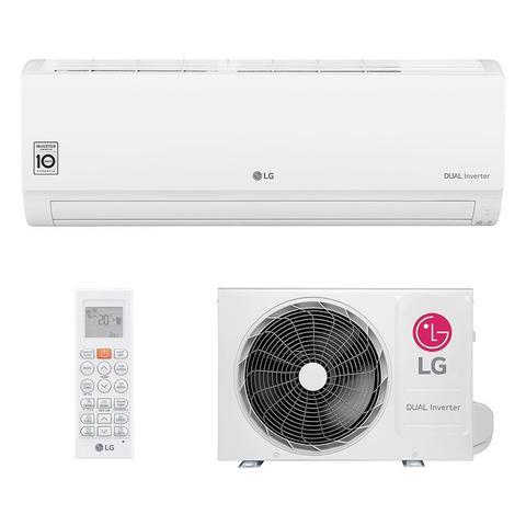 Imagem de Ar Condicionado Split Hw Dual Inverter Voice Lg 9000 Btus Frio 220V Monofasico S4NQ09WA51A.EB2GAMZ
