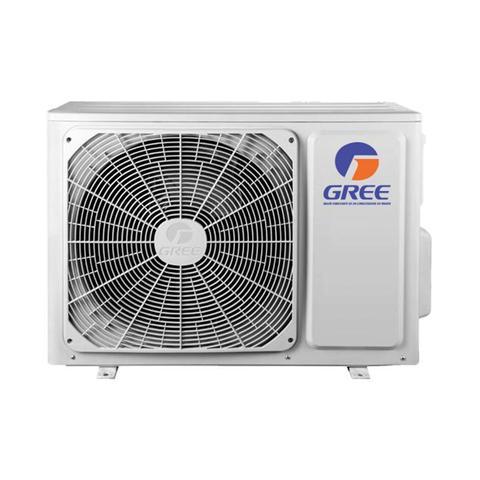 Imagem de Ar Condicionado Split Hw Inverter Eco Garden Gree 12000 Btus Quente/frio 220V Monofasico GWH12QC-D3DNB8M