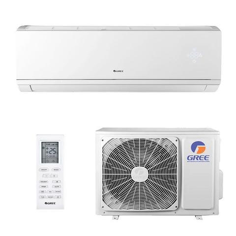 Imagem de Ar Condicionado Split Hw Inverter Eco Garden Gree 9000 Btus Quente/frio 220V Monofasico GWH09QA-D3DNB8M