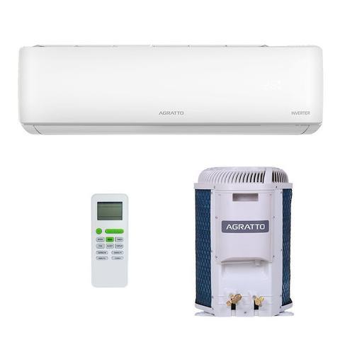Imagem de Ar Condicionado Split Hw Inverter Eco Top Agratto 9000 Btus Quente/frio 220V Monofasico EICST9QFR402