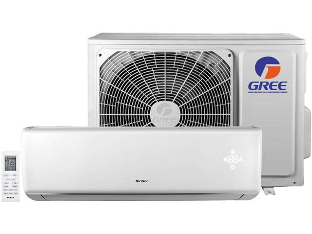 Imagem de Ar Condicionado Split HW Inverter Gree Eco Garden 12.000 BTUs Quente/Frio 220V