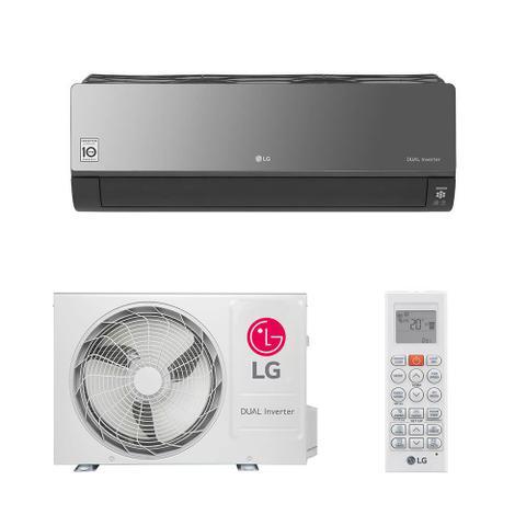 Imagem de Ar-Condicionado Split HW LG Dual Inverter Artcool 12.000 BTUs Quente/Frio 220V