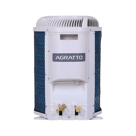 Imagem de Ar Condicionado Split Hw On/off Agratto Fit Top 12000 Btus Quente/frio 220V Monofasico CCST12QF4-02