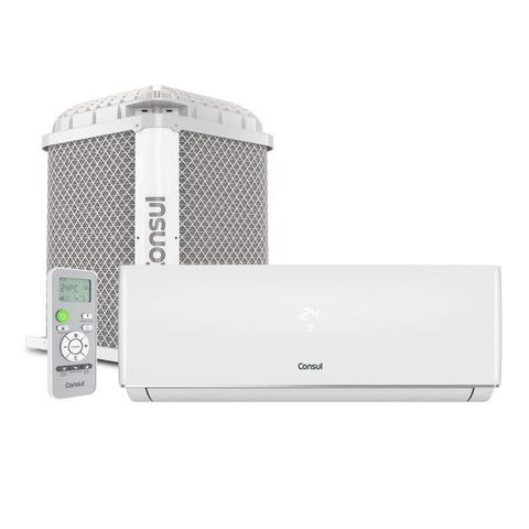Imagem de Ar Condicionado Split Hw On/Off Consul 12000 Btus Frio 220V Monofasico CBN12CBBNA