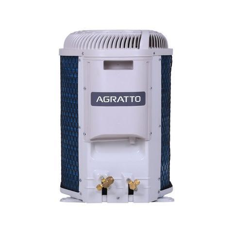 Imagem de Ar Condicionado Split Hw On/Off Eco Top Agratto 12000 Btus Frio 220V Monofasico ECST12FR4-02