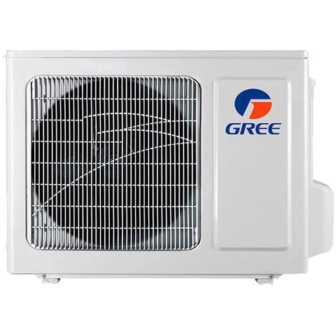 Imagem de Ar Condicionado Split Inverter 12000 BTUs Quente/Frio Gree Eco Garden Hi Wall 220V GWH12QC-D3DNB8M
