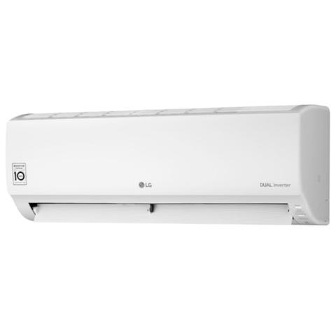Imagem de Ar Condicionado Split Inverter 9000 BTUs LG Dual Inverter Quente/Frio 220V S4-W09WA5WA