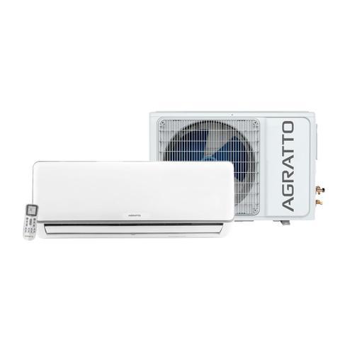 Imagem de Ar Condicionado Split Inverter Agratto Neo 9.000 BTU/h Frio ICS9F R4-02 - 220 Volts